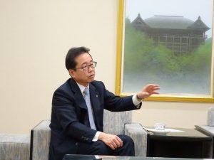 インタビュー・シリーズ第2回 株式会社鶴見製作所 辻本社長